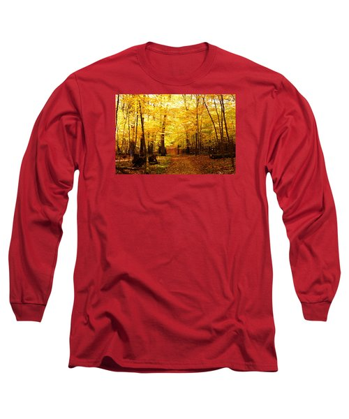 Autumns Blaze Long Sleeve T-Shirt