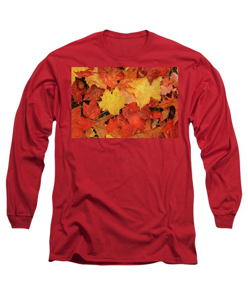 Autumns Gifts Long Sleeve T-Shirt