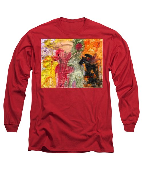 Avoiding The Apocalypse Long Sleeve T-Shirt