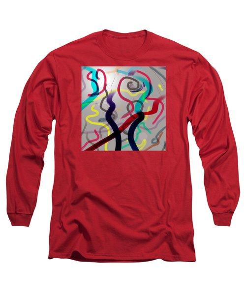 Awareness Long Sleeve T-Shirt by Robert Henne
