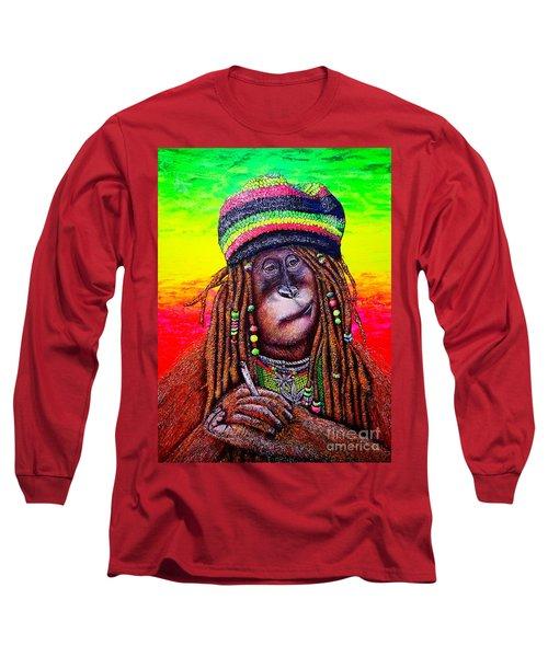 B.#2 Long Sleeve T-Shirt