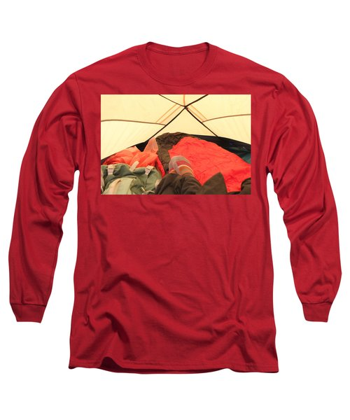 Backpacking Moments Long Sleeve T-Shirt