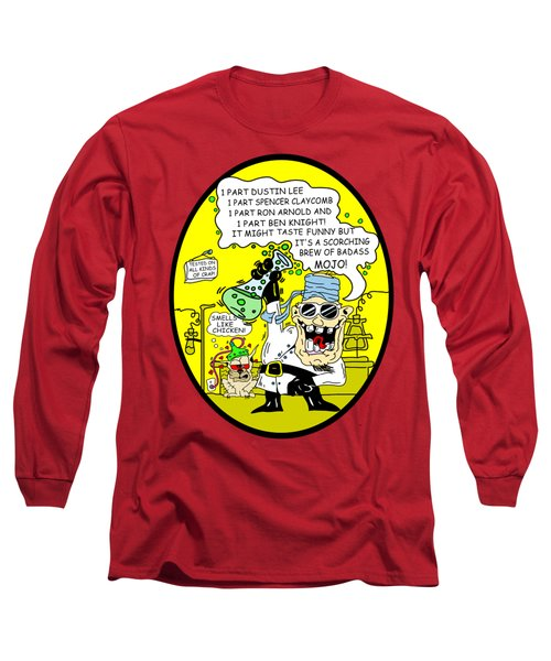 bAD mOjO Long Sleeve T-Shirt