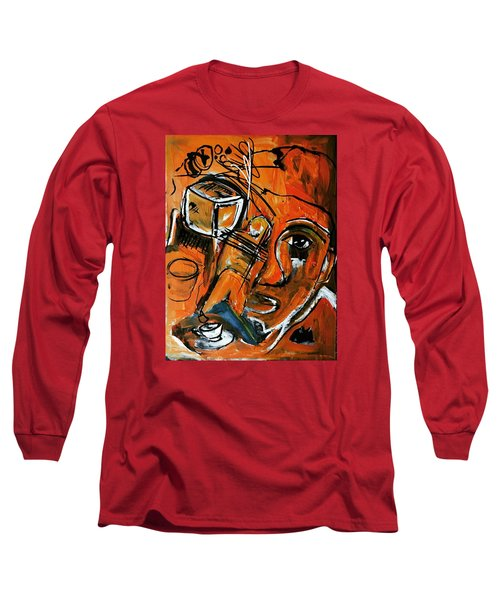 Baggage Long Sleeve T-Shirt by Helen Syron
