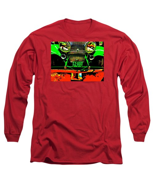 Bahre Car Show II 21 Long Sleeve T-Shirt