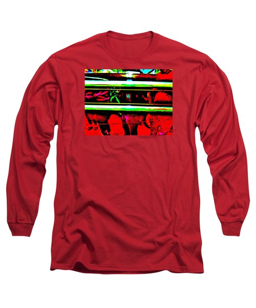 Bahre Car Show II 28 Long Sleeve T-Shirt