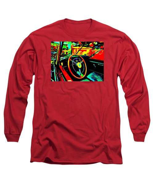 Bahre Car Show II 30 Long Sleeve T-Shirt by George Ramos