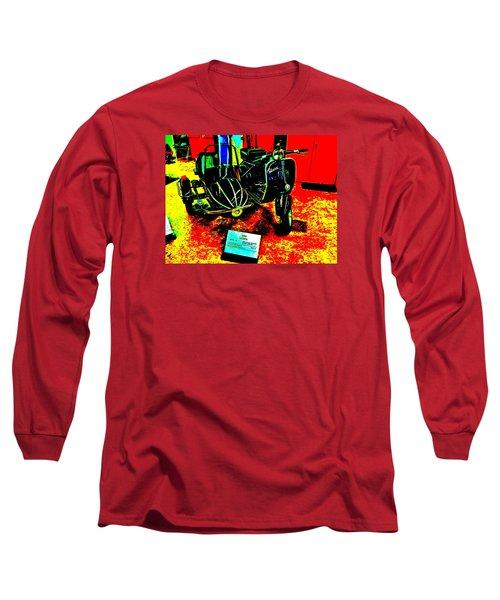 Bahre Car Show II 33 Long Sleeve T-Shirt by George Ramos