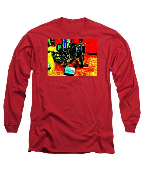 Bahre Car Show II 33 Long Sleeve T-Shirt