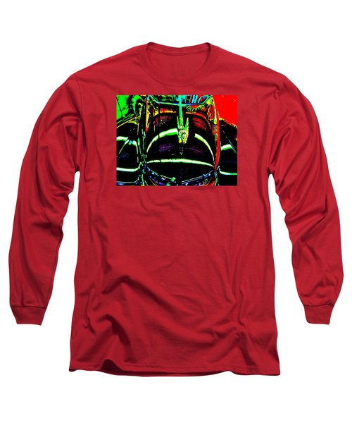 Bahre Car Show II 41 Long Sleeve T-Shirt
