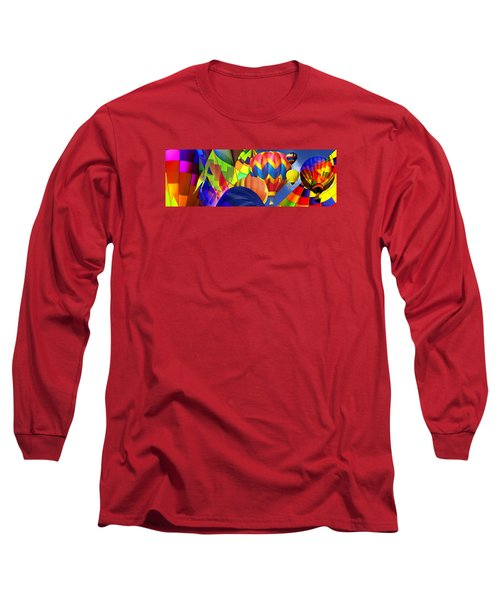 Balloon Festival Long Sleeve T-Shirt