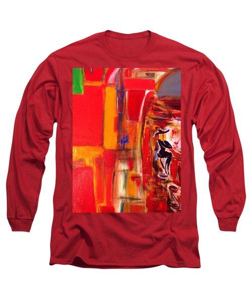 BAR Long Sleeve T-Shirt
