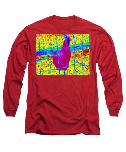 Barnyard Hero #4 Long Sleeve T-Shirt