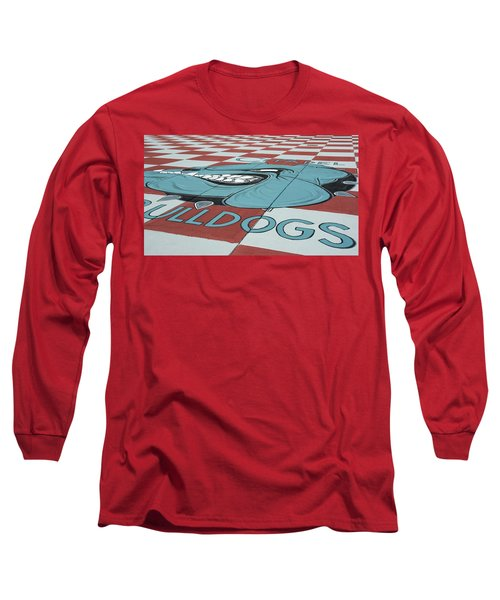 Barracks Bulldog Long Sleeve T-Shirt