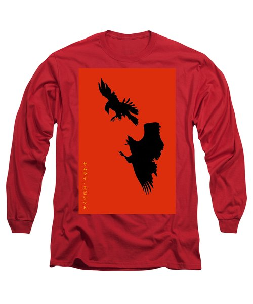 Battle Of The Eagles Long Sleeve T-Shirt