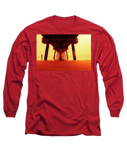 Be Still Long Sleeve T-Shirt