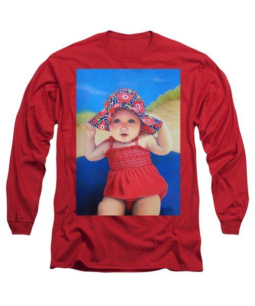 Beach Baby Long Sleeve T-Shirt