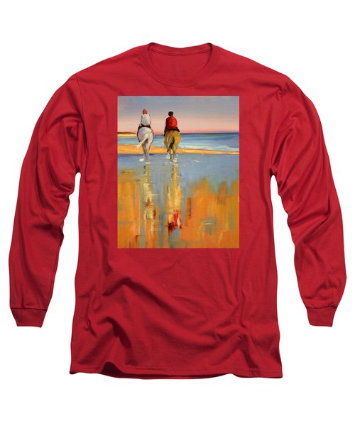 Beach Riders Long Sleeve T-Shirt
