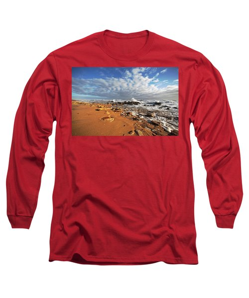 Beach View Long Sleeve T-Shirt
