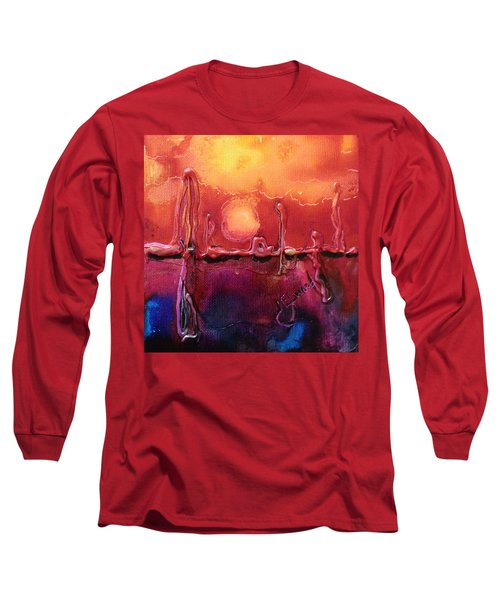 Beautiful Evening Long Sleeve T-Shirt