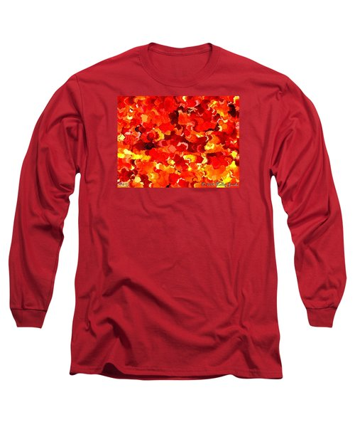 Beautiful Sunrise Long Sleeve T-Shirt by Holley Jacobs