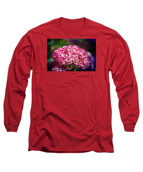 Beauty In Pink Long Sleeve T-Shirt