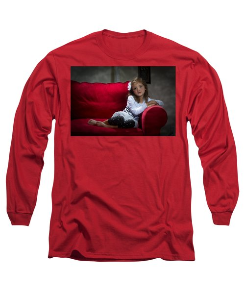 Beauty Long Sleeve T-Shirt by Kevin Cable