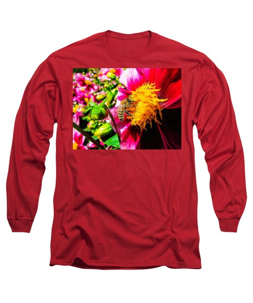 Beauty Of The Nature Long Sleeve T-Shirt