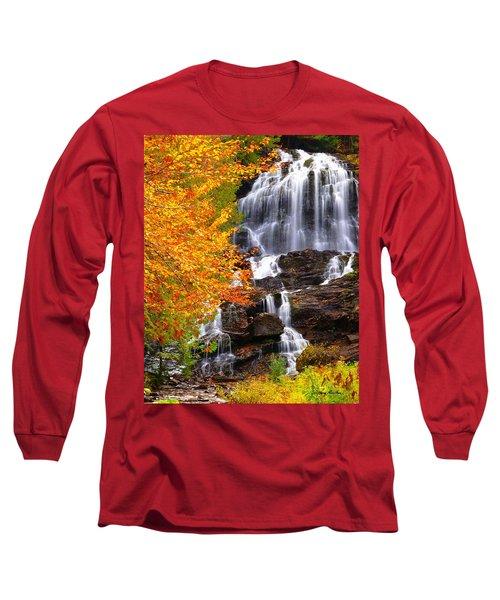 Beaver Brook Falls Long Sleeve T-Shirt