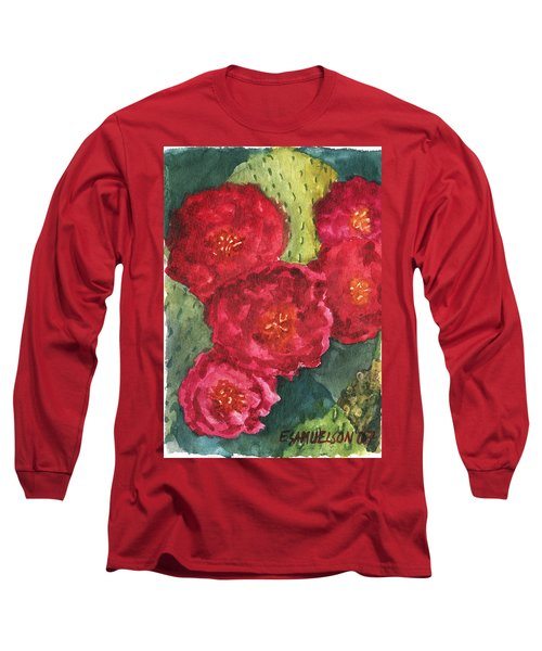 Beavertail Cactus Long Sleeve T-Shirt