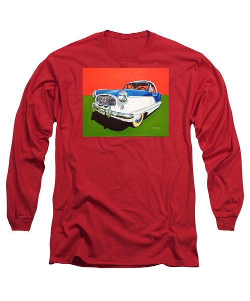 Beep Beep Long Sleeve T-Shirt