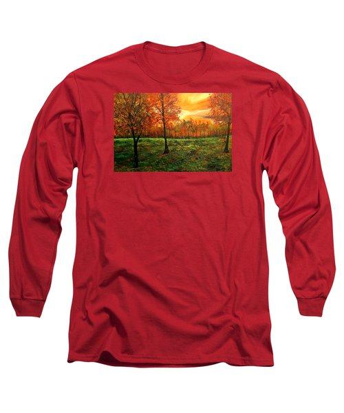 Being Thankful Long Sleeve T-Shirt