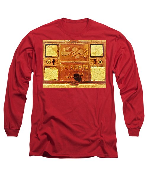 Beirut Traffic Long Sleeve T-Shirt