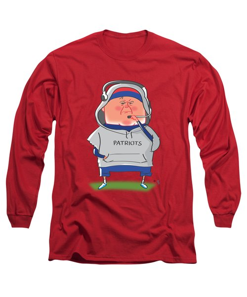 Belichick Long Sleeve T-Shirt