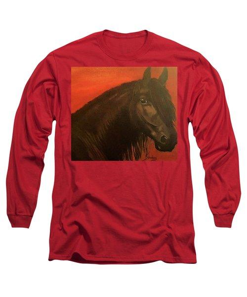 Belmonte Long Sleeve T-Shirt by Manuel Sanchez