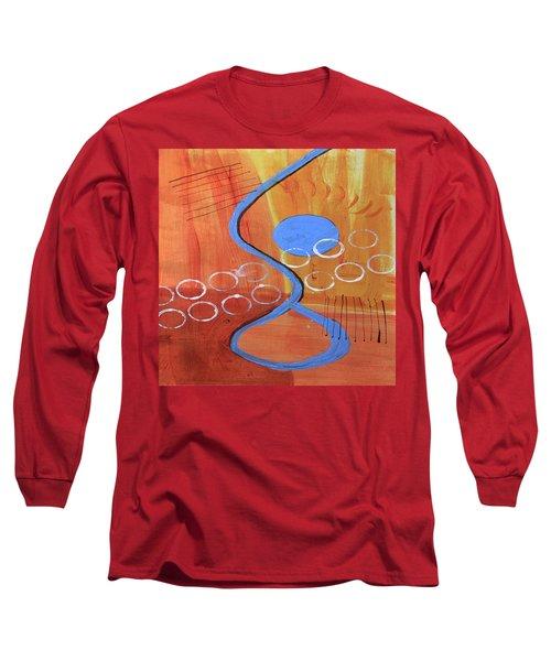 Below The Line Long Sleeve T-Shirt