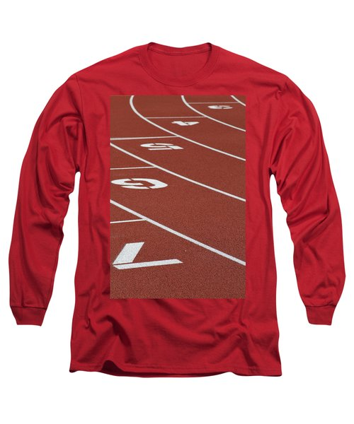 Long Sleeve T-Shirt featuring the photograph Bending Reality by Laddie Halupa