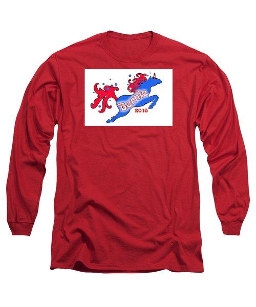Bernie's Unicorn Option 3 Long Sleeve T-Shirt