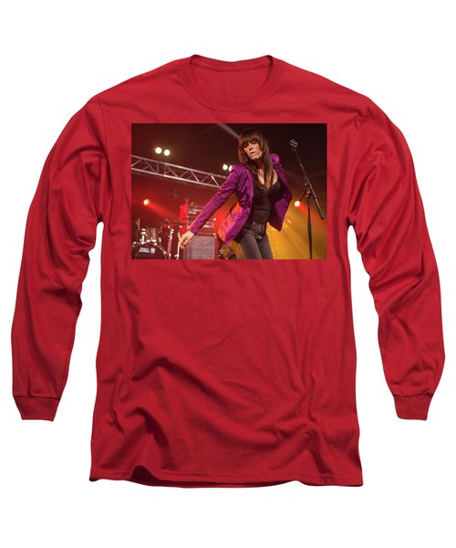 Beth Hart Long Sleeve T-Shirt