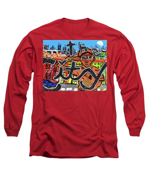 Big Cities Long Sleeve T-Shirt