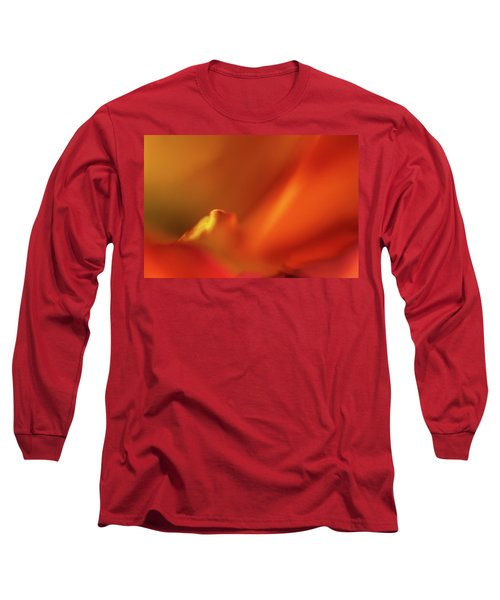 Bird In A Mum Long Sleeve T-Shirt