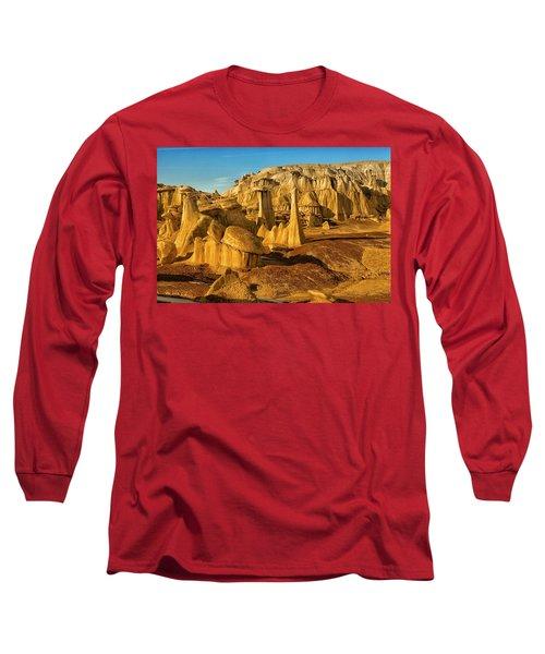 Bisti Badlands Fantasy Long Sleeve T-Shirt