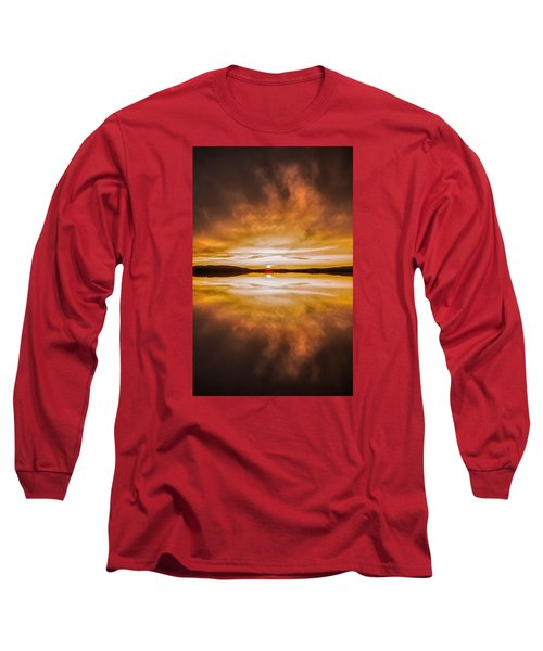 blessed Sight Long Sleeve T-Shirt by Rose-Maries Pictures
