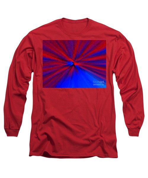 Block Zoom Long Sleeve T-Shirt