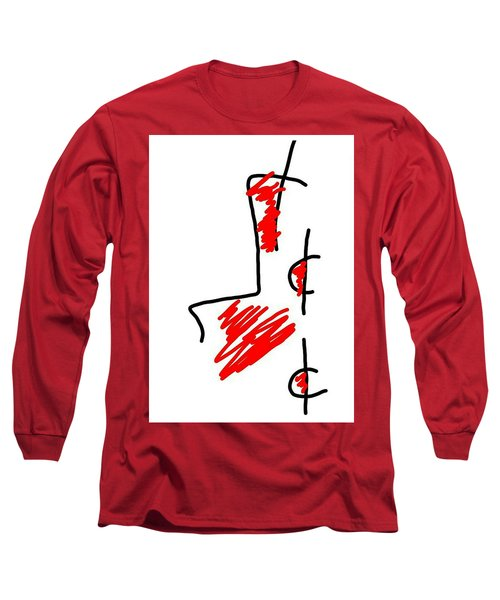 Blood Money Long Sleeve T-Shirt