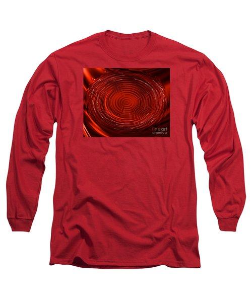 Blood Tears Long Sleeve T-Shirt