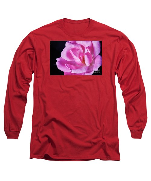 Blooming Rose Long Sleeve T-Shirt