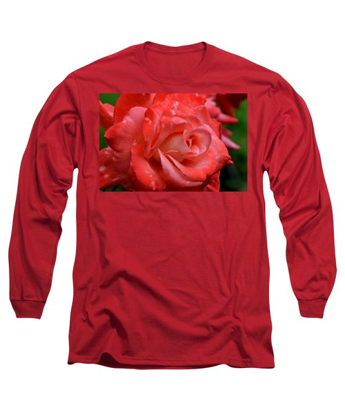 Blush After The Rain Long Sleeve T-Shirt