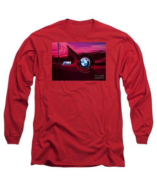 Bmw M3 Badges Long Sleeve T-Shirt