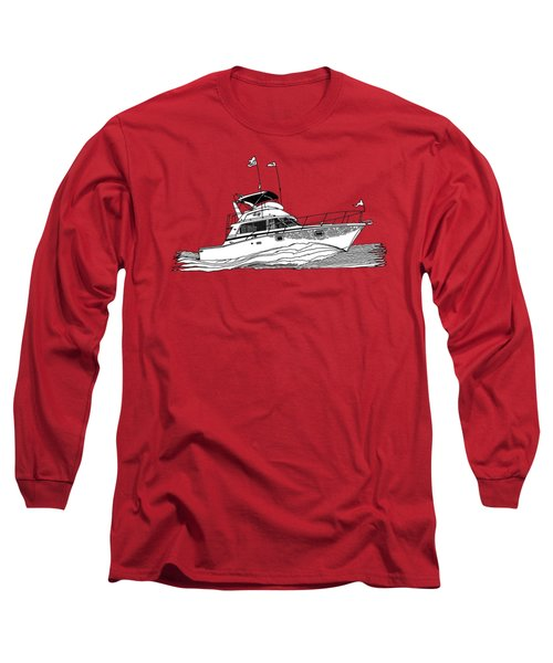 Sportfishing Long Sleeve T-Shirt